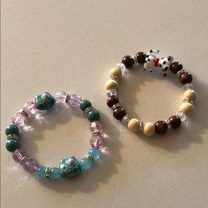 Dog and cat bracelets